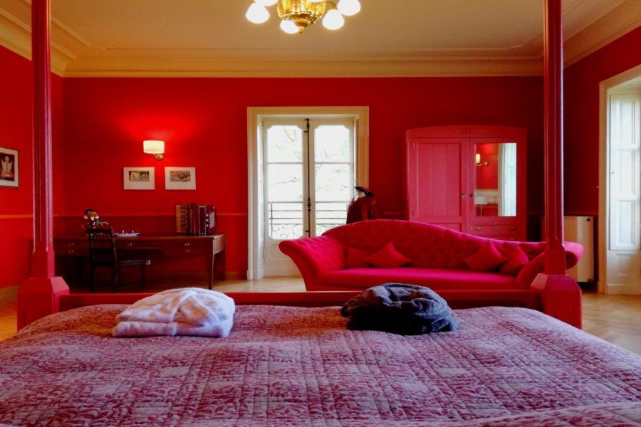 Chambre-Baron-Rouge