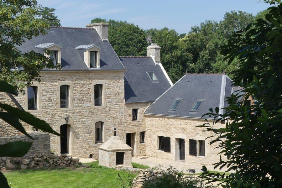 Domaine-de-Tréouzien-maison-4