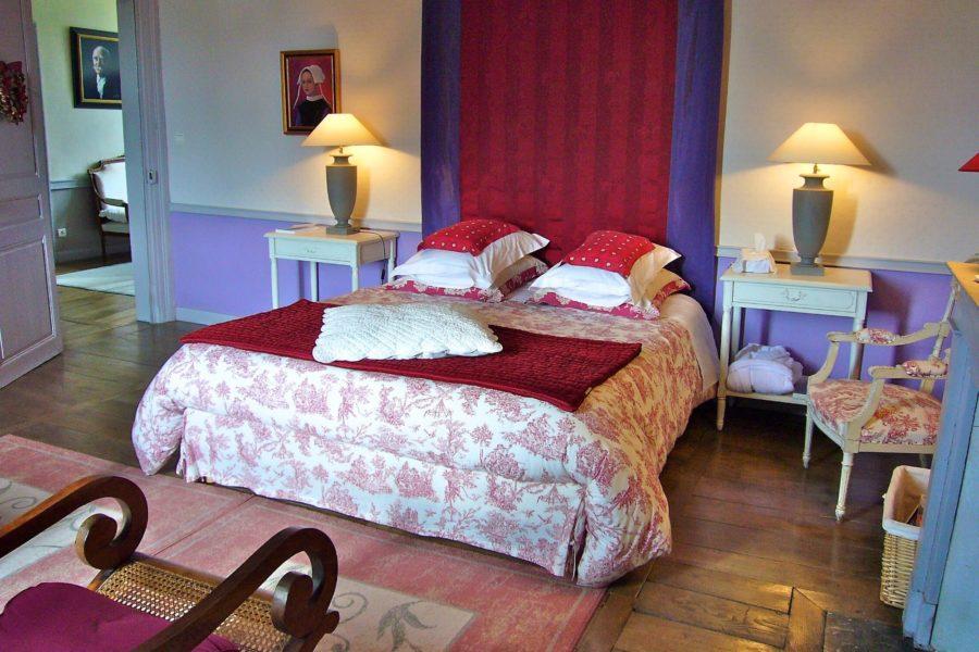 Chateau du pin suite familiale Victor Hugo