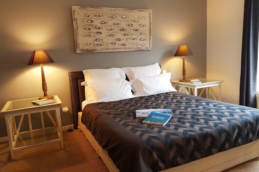 L_Arbre Voyageur maison d_hôtes 2 – chambre double Bois de Santal avec terrasse