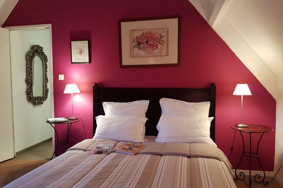 L_Arbre Voyageur maison d_hôtes 4 – chambre double Fleur d_Orient