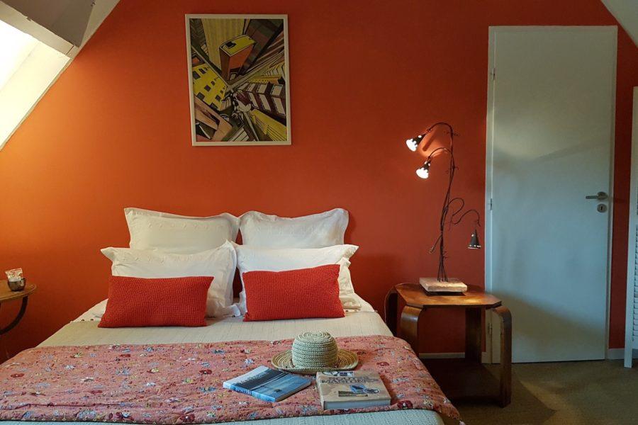 L_Arbre Voyageur maison d_hôtes 5-chambre familiale Fleur d_Oranger