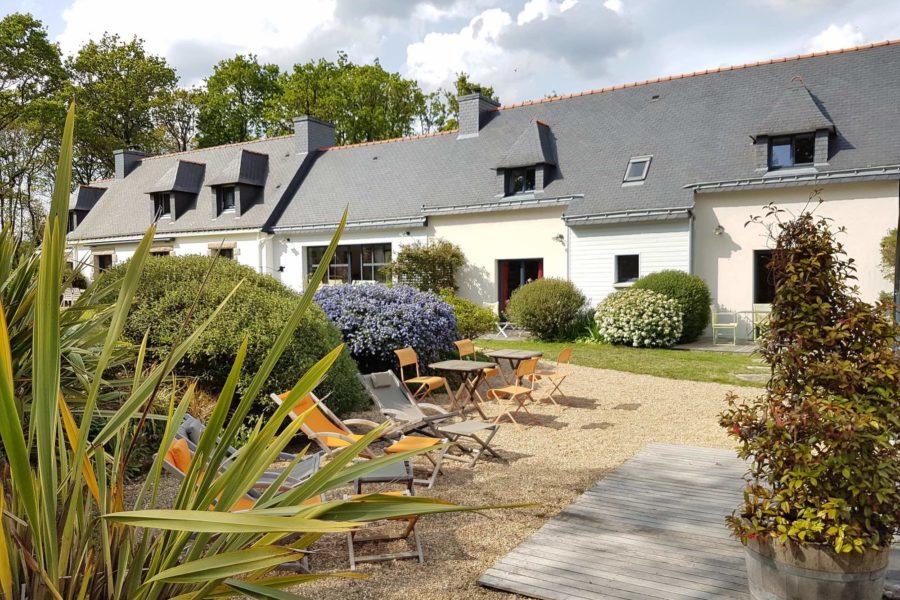 L_Arbre Voyageur maison d_hôtes 7 -façade sud