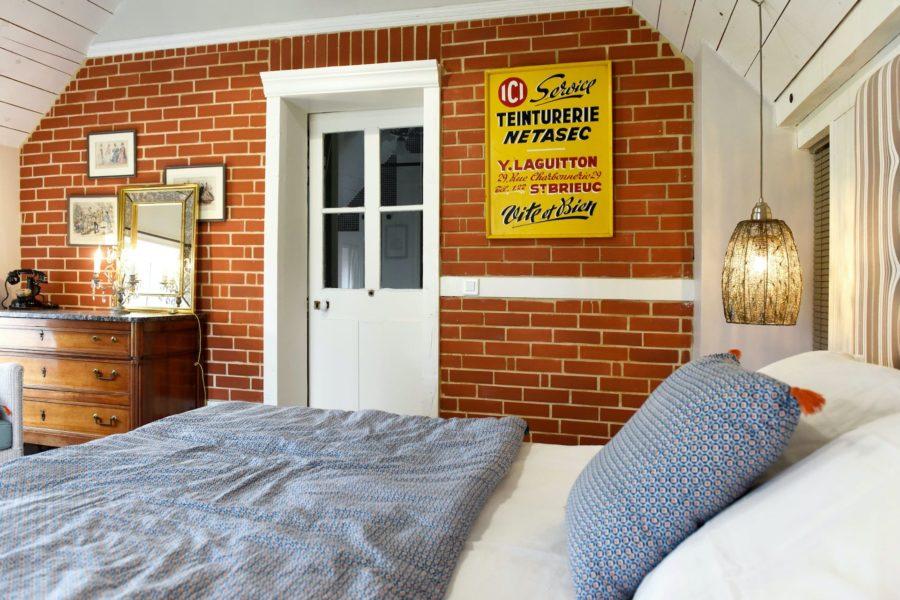 La cabane de Charlotte – La chambre cosy et douillette