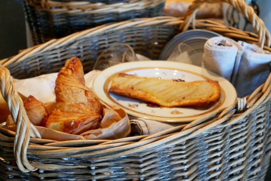 Le panier du petit-déjeuner