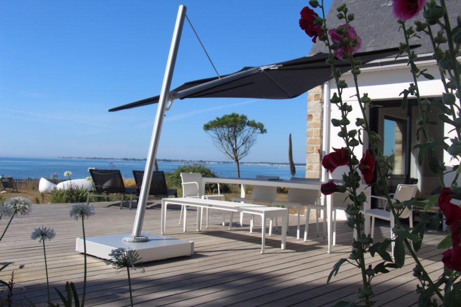 Maison de la plage – terrasse