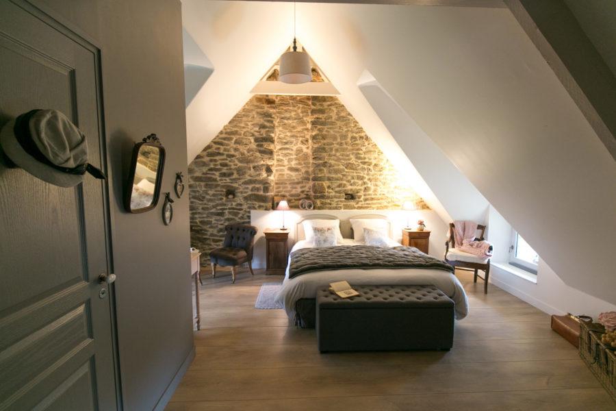 Passez Simple Chambre 1 Le Grenier d_Ernestine