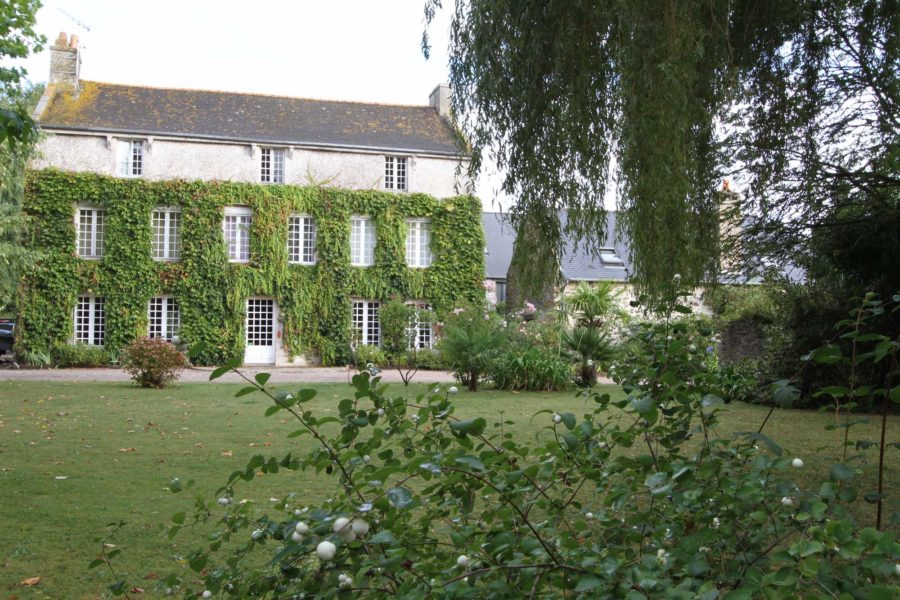 photo 1 Façade maison La Haute Flourie