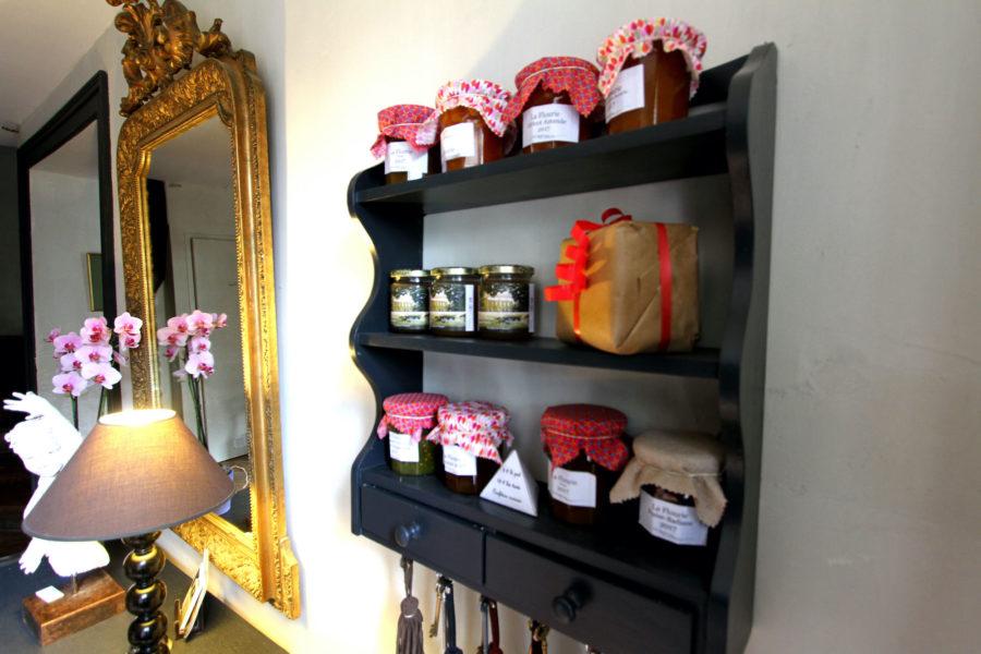 photo 8 nos confitures et miel La Haute Flourie