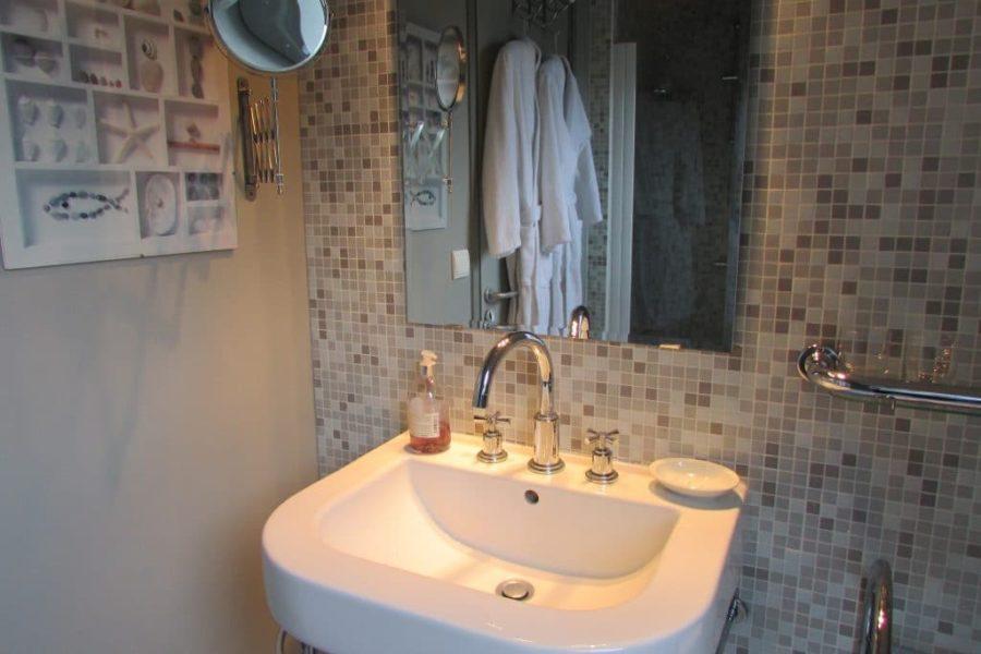 salle de bain Agapanthes