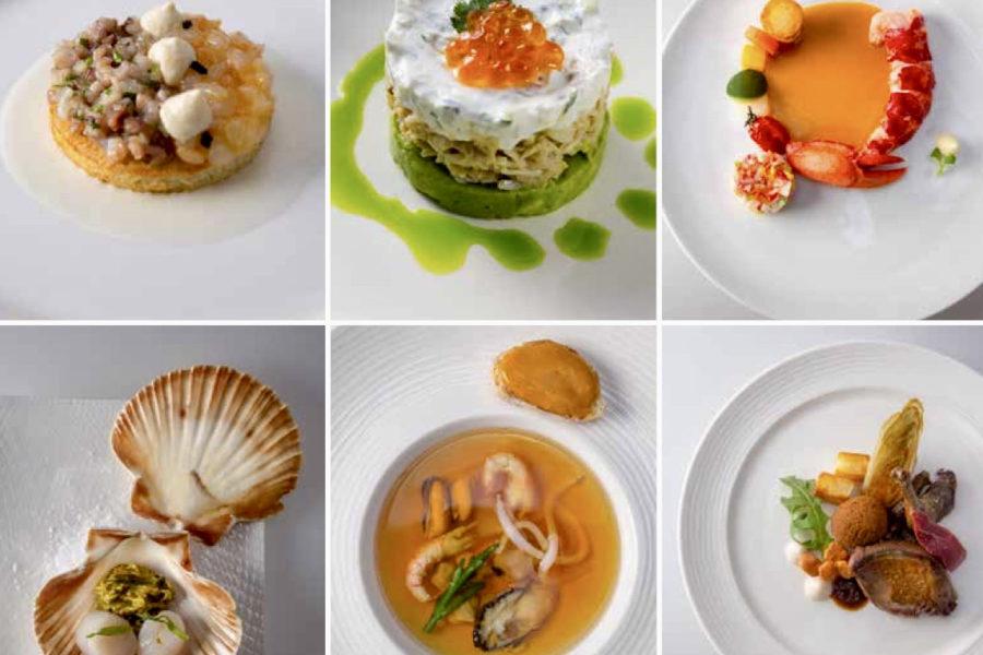 Table d'hôtes culinaire, avec les beaux produits locaux