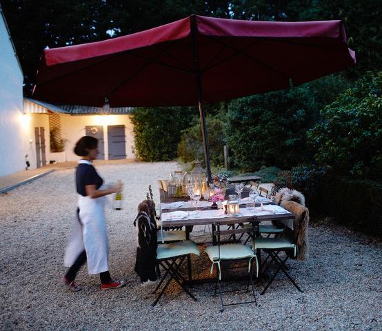 Table d'hôtes culinaire, chaque soir un festin
