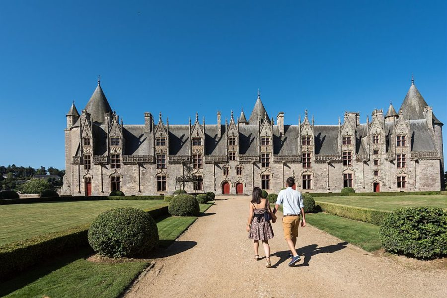 Vivre la vie de chateau en Bretagne