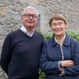 Anne Marie et jean Pierre domaine de linguinou